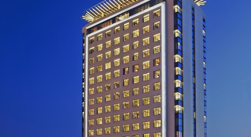 <h2>CROWNE PLAZA BURSA</h2>