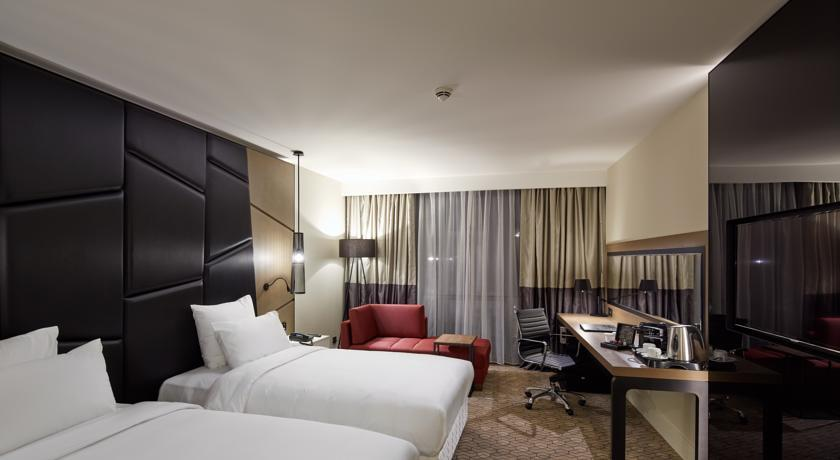 <h2>PULLMAN ISTANBUL AIRPORT HOTEL </h2>